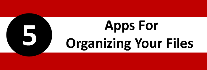 Organzing