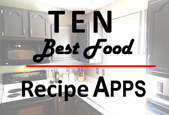 ten best food recipe apps- brandt