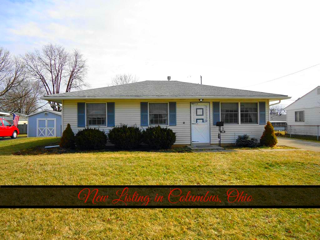 New Listing 422 Hiler Road Columbus Oh 43228 The